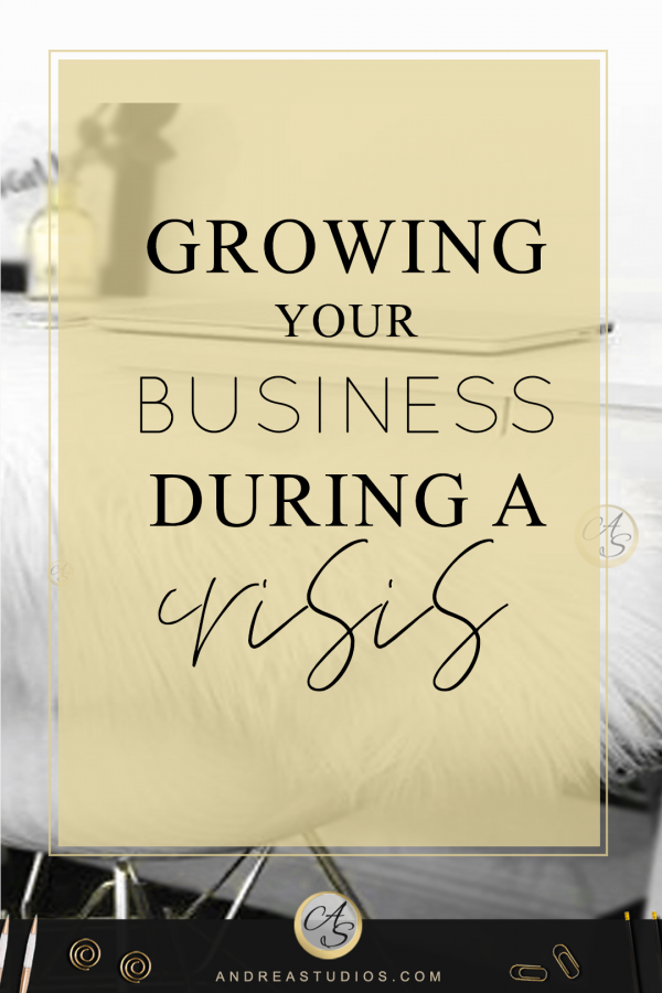 Growing your Business During a Crisis
